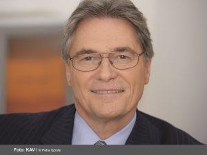 Dr. Roland Paukner, (c) KAV/Petra Spiola